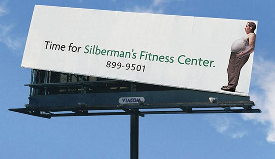 تبلیغات چاقی