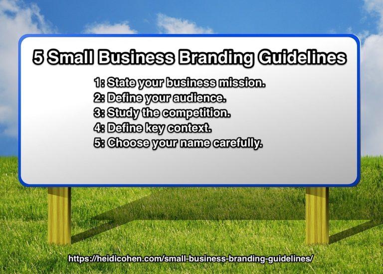 برندسازی برای کسب و کار های کوچک