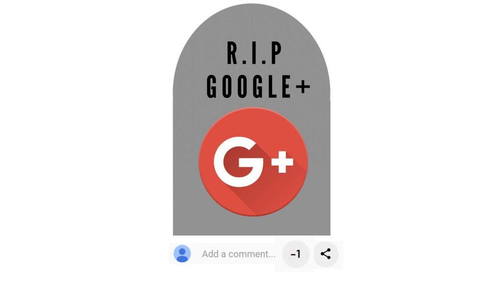 تاثیر تعطیلی گوگل پلاس در سئو