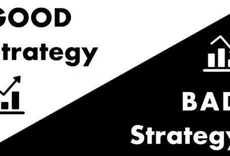 استراتژی خوب استراتژی بد