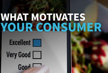 انگیزش در رفتار مصرف کننده